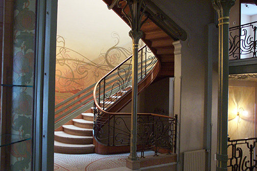 The Art Of Craft: Art Nouveau, Art Deco And Modernism In Paris And  Brussels, June 2 9, 2018 U2013 From The Lavishly Ornamented Buildings Of  Belgian Architect ...