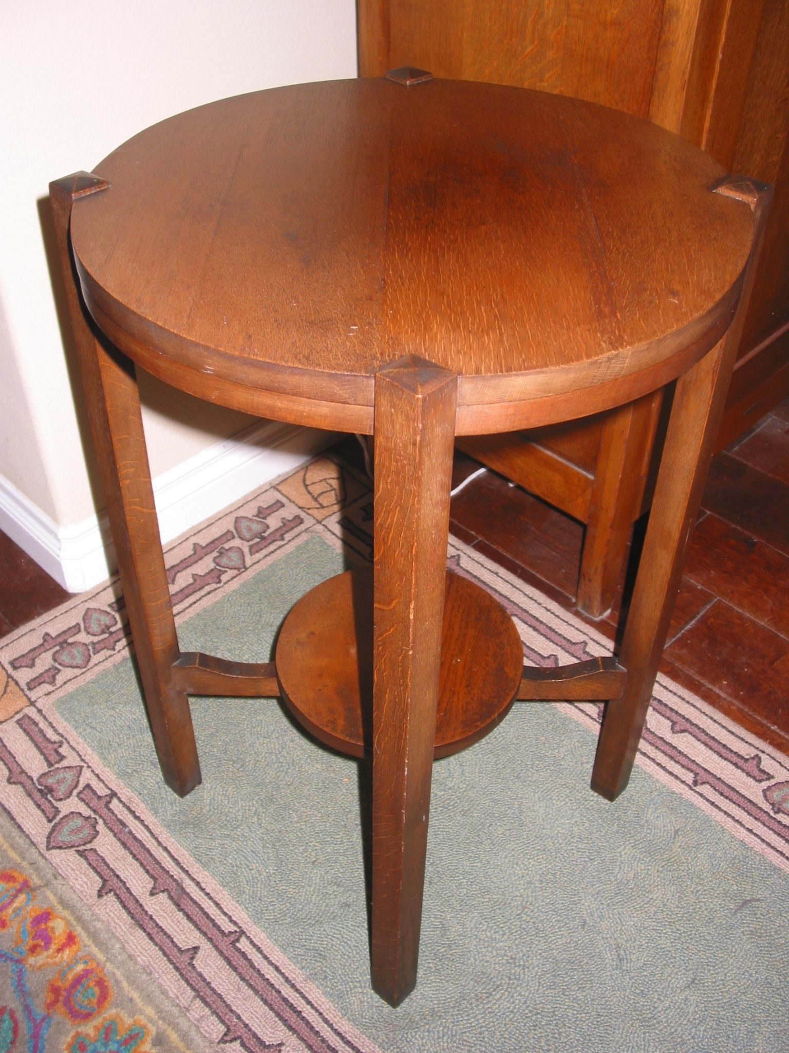 A Mystery Table – Arts and Crafts Collector