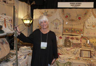 Redinger Antiques:  Karen Redinger