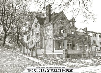 Gustav Stickley House Foundation