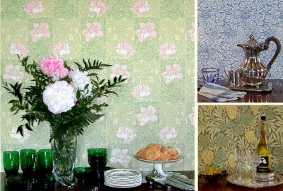 Historic Wallpaper – Charles Rupert Designs