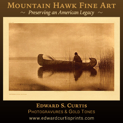 Mountain Hawk Fine Arts – Edward Curtis Prints